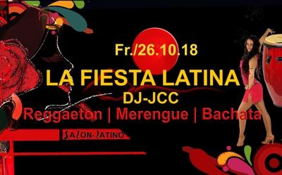 latino musik frankfurt